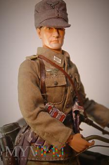 Gefreiter z Jäger-Regiment 40. (L) [Radfahr].