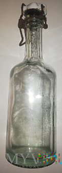 Butelka Huta szkła Drezno