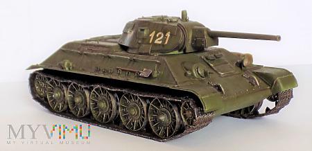 Czołg średni T-34-76 obr. 1941