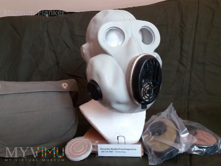 Maska przeciwgazowa EO-19 PBF
