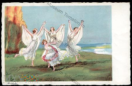 Taniec elfów (rusałek) - 1930