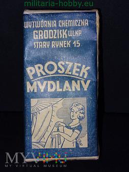 Proszek Mydlany