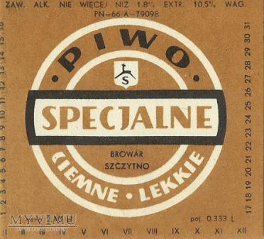 Browar Szczytno Piwo Specjalne lekkie - 2,40
