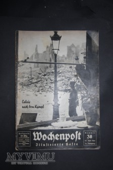 Niemieckie czasopismo 1940