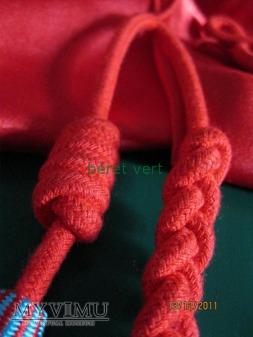 fourragère 2REP - sznur honorowy 2REP