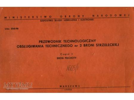 PRZEWODNIK TECHNOLOGICZNY OT-2