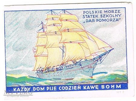 Bohm - 4x07 - Statek Szkolny Dar Pomorza