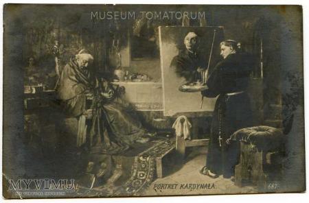 Rozental - Portret kardynała - Atelier