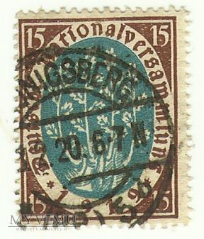 Królewiec - 1920 r.