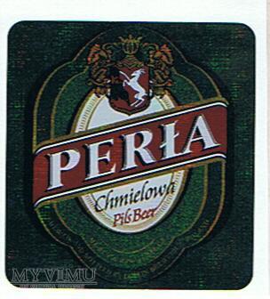 perła chmielowa pils beer