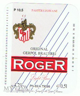 roger light beer