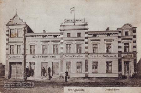 Central Hotel w Wągrowcu