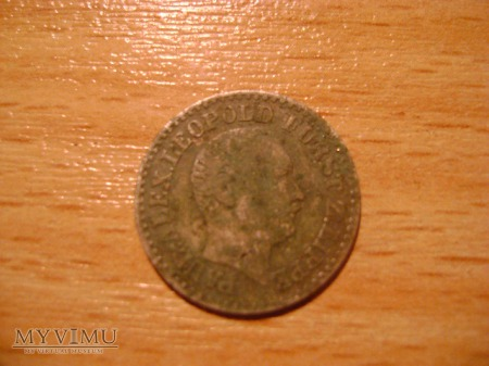 1 silber groschen 1847