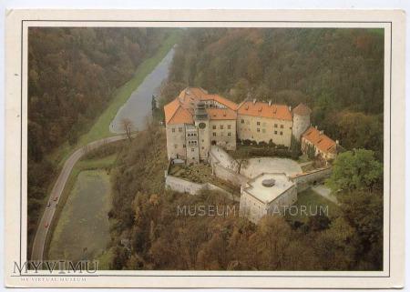 Pieskowa Skała od wschodu (zamek) - ok. 1990 r.