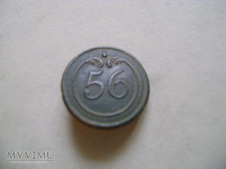 Duże zdjęcie guzik francuski nr 56