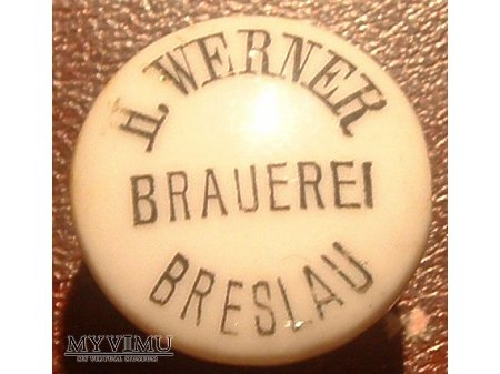 Brauerei Werner - Breslau