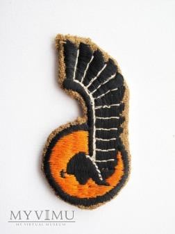Oznaka rozpoznawcza 1 Dywizji Pancernej