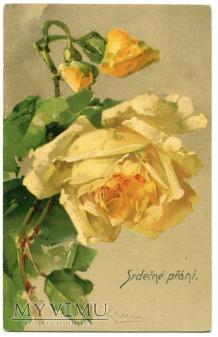 Catharina C. Klein piękne kwiaty róże Flowers