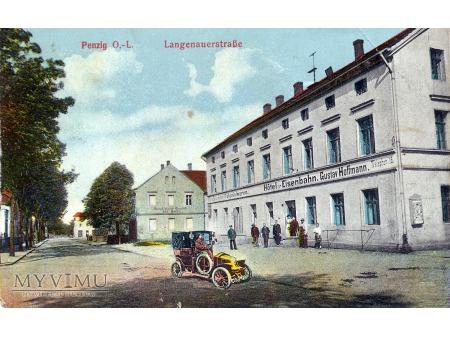 Hotel Eisenbahn, Langenauerstrasse