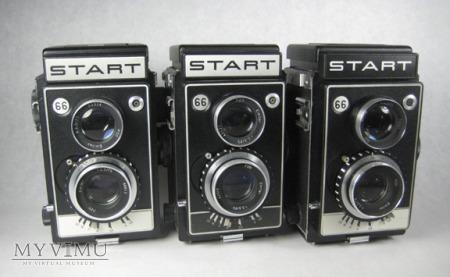 Start 66 camera. Polska lustrzanka