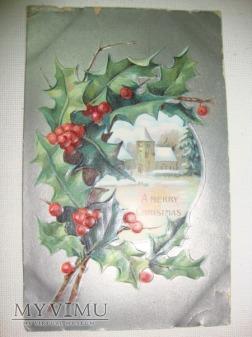 1908 Wesołych Świąt