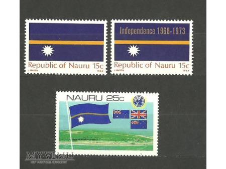 Flaga Nauru