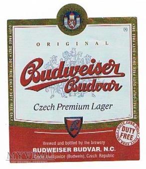 budweiser budwar czech premium lager
