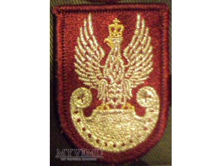 Orzełek z beretu WPD wz.93 (haft komputerowy)