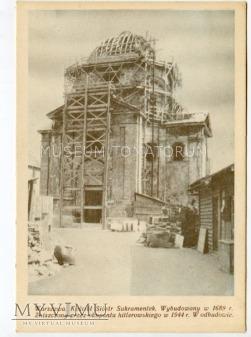 W-wa - Kościół Sakramentek - 1951