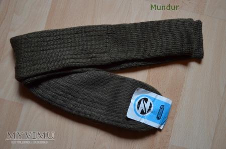 Skarpetki zimowe khaki wz.540/MON