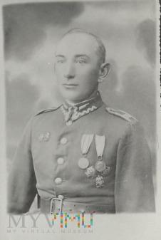 Wachmistrz Walenty Sobczak z 25 Pułk Ułanów Wielk.