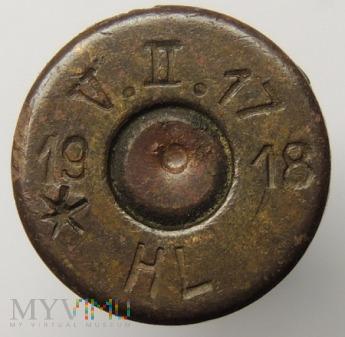 Łuska 8x58 R Krag V.II.17 18 HL 19 2x