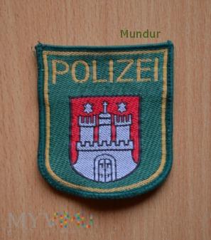 Emblemat Polizei Hamburg