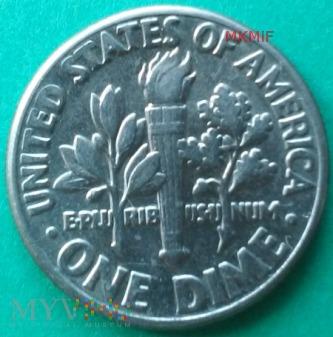 Duże zdjęcie 10 centów USA