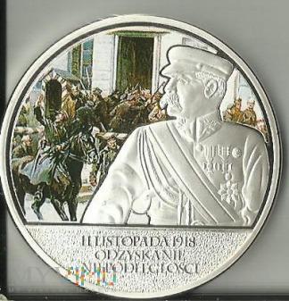 1918 Odzyskanie niepodległości