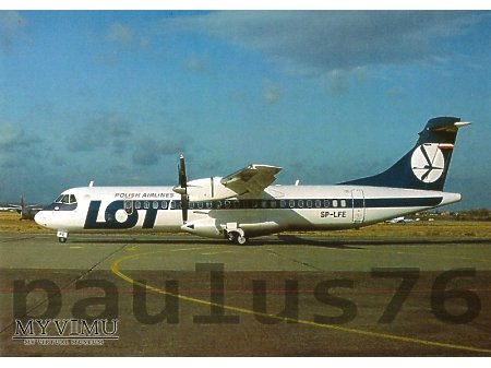ATR-72, SP-LFE