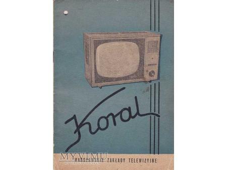 Instrukcja obsługi TV KORAL