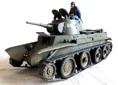 Czołg szybki BT-7