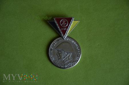 Medal - Reservist der NVA - srebrny