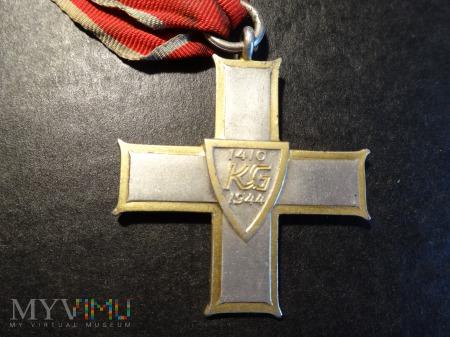 Duże zdjęcie Krzyż Grunwaldu II klasy - srebro