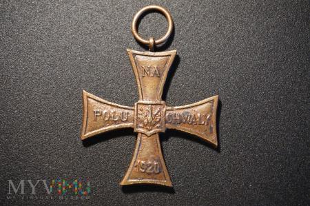 Duże zdjęcie Krzyż Walecznych - lata 1920-1939 ;Różycki