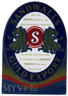 Sandwalls Guld Export