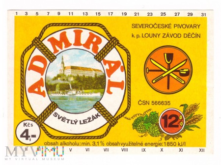 Děčín Admirál