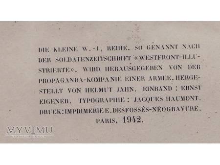 Książka z 1942