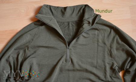 Bluza ocieplająca ciemnozielona wz. 546/MON