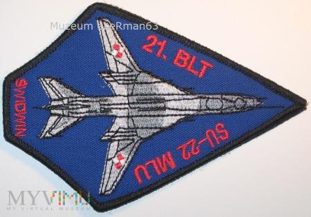 21.Baza Lotnictwa Taktycznego. Świdwin.