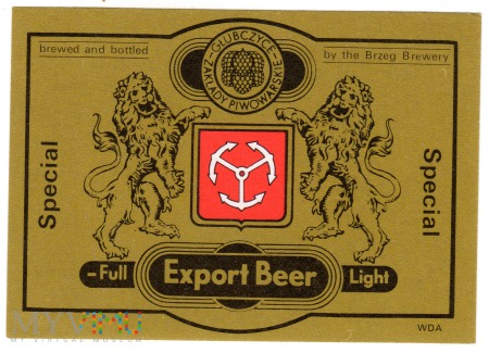 Eksport Beer