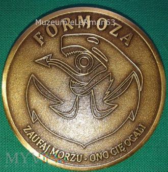 Coin JW Formoza im. gen. broni Potasińskiego.