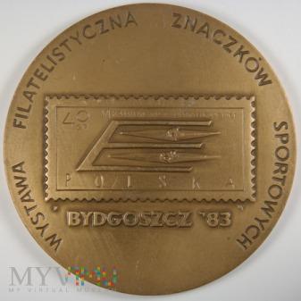 1983 - 28/83s Br - Wystawa Fil. Znaczków Sportowyc