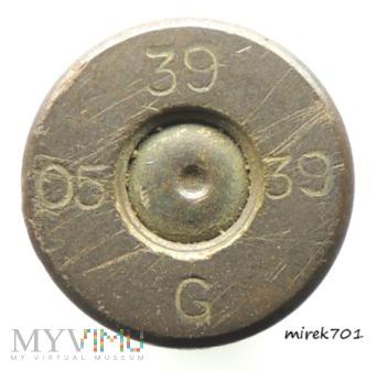 Łuska 6,5x54R Mannlicher 39 39 G 05